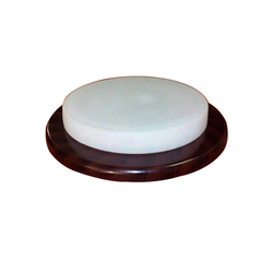 Ceramic And Glass Ceiling Lights, Shape: Round And Square