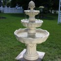 Three Tier Classical Fountain