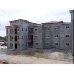 Hospital Building Construction Service, Indore, Local + 250 Km