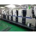 Oliver Sakurai 566-5 Colour Offset Printing Machine