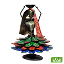 Vaah Home Decoration Iron Showpieces