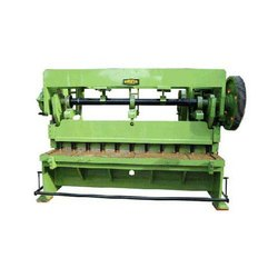 POWER SHEET SHEARING MACHINE