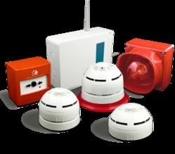 Ahuja And Bosch Digital Voice Alarm PA System