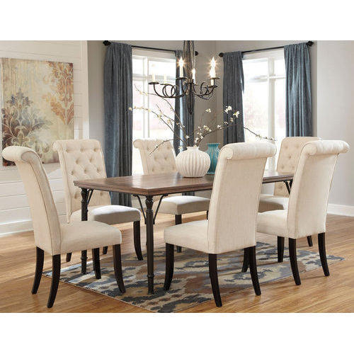 Royal Comfort Standard Height Modern Dining Table Rs 49000 Set Id 15585185212