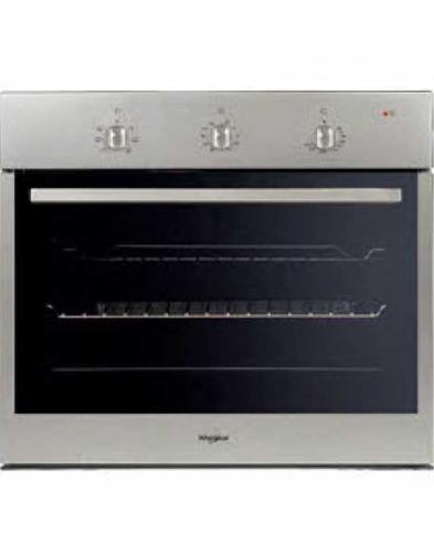 Whirlpool Akp 539 Ix 60cm 60l Ss Manual Built In Oven