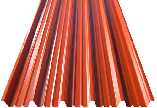 Cabin And Shed Color Coated Sheets Manufacturer From New