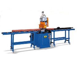 NC Servo Hydraulic Circular Sawing Machine
