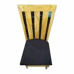 Wooden Armless Chair