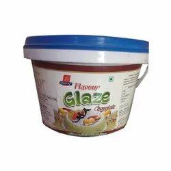Goodrich Flavour Glaze Chocolate, Packaging Type: Bucket