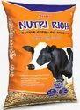Pellets Nutri Rich Cattle Feed(50kg), Packaging Type: Plastic Sack Bag