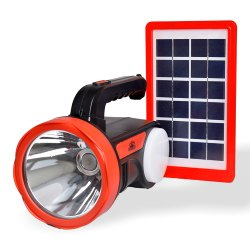 Mitva MS340 Solar Lamp/Torch