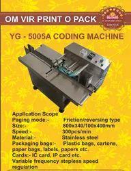 YG-5005A CODING Machine