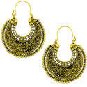 Kaizer Jewelry Party Afghani Earrings