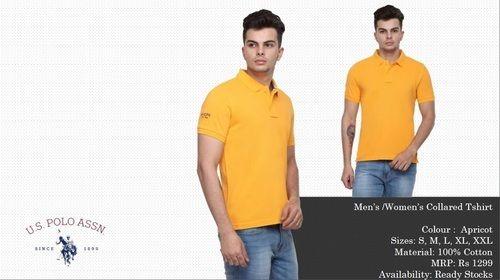 ee4de4c4 Orange And Black US Polo Assn T Shirt, Rs 750 /piece, Scorpion ...