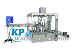 Mineral Water Rinsing Machine