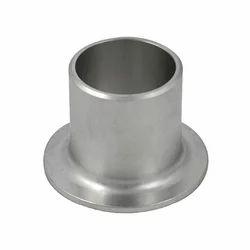 Silver Carbon Steel Long Stub End
