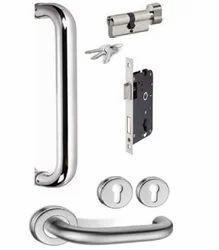 D93201 Perk L/r Entrance Door Handle Set