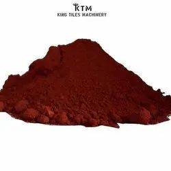 Iron Oxide Color