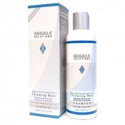 Unisex Segals Advanced Thinning Hair Shampoo, Wet Shampoo