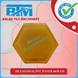 Hexagonal PVC Paver Mould
