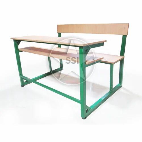 Sharon Bench Desk Three Seater