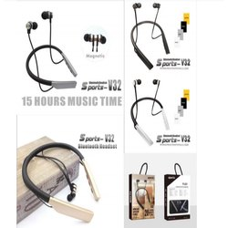 Mobile Magnet Bluetooth Wireless Headphone