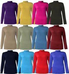 Ladies Full Sleeve T-Shirt