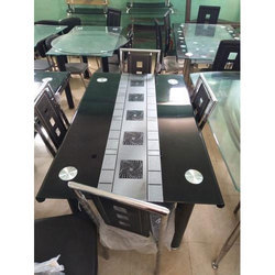 Black Home Needs Furniture Stylish Dining Table