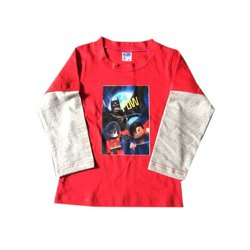 Cotton Full Sleeves Children Printed T-Shirts