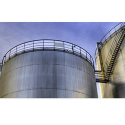 Bulk Bitumen In Tanker