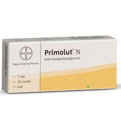 Primolut N Tablets