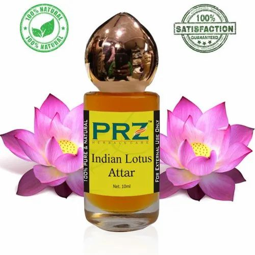 Prz Indian Lotus Attar Roll On For Unisex At Rs 70 Piece Attar