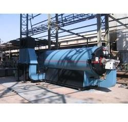 Horizontal Oil Fired Thermal Fluid Heater