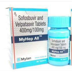 Sofosbuvir And Velpatasvir Tablet
