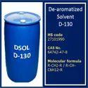 Dearomatized Solvent D130