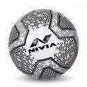 Nivia Black And White Football