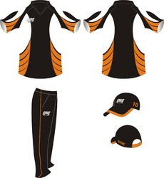 Cricket Uniform Kit