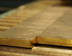 Manganese Bronze Plate