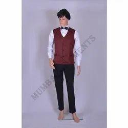 Full Sleeve Waiter Uniform