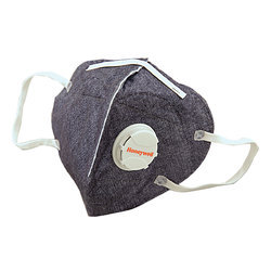 f62f78a8d6b Honeywell PM 2.5 Anti Pollution Foldable Face Mask (Box of 5) with Easy  Exhalation Valve