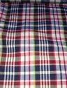 Gadda Check Fabric