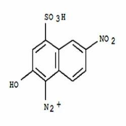 6-Nitro-1-diazo-2-naphthol-4-Sulfonic Acid