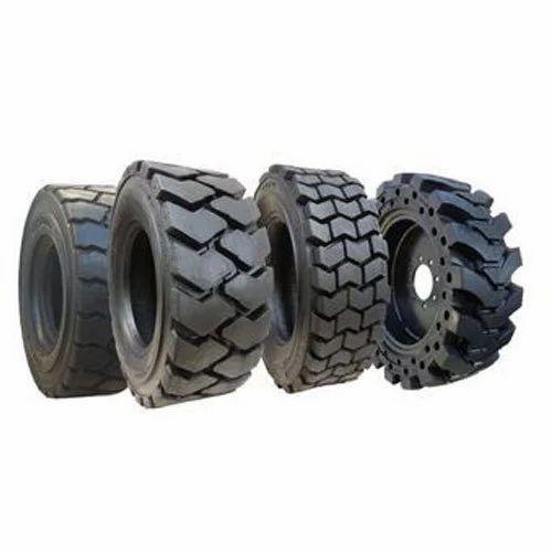 650 X 10 Mm Forklift Tyre, Herambha Enterprises | ID: 18936960830