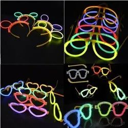 Neon Glow Party Googles