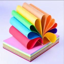 Pink Colour Printing Maplitho Paper, For Bills, GSM: Less than 80