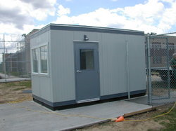 Prefab Security Booths