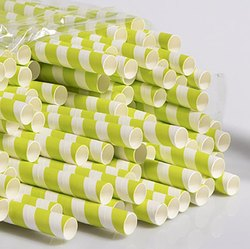 10,12MM Compostable Paper Straw