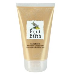 Modicare Fruit Of The Earth Face Pack Neem & Rosemary (Sensitive & Acne Prone Skin) (150 Ml)
