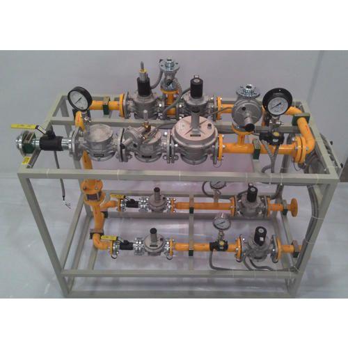 Madas Multi Burner Gas Train
