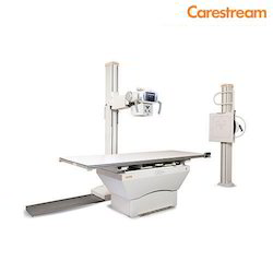 Machine Type: Fixed (Stationary) Carestream DRX-Ascend System, 75 to 125 kVp